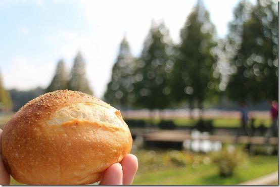 あけぼの山農業公園でピクニック