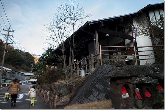 柴石温泉の早朝