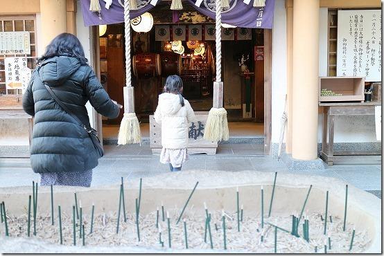 宮地岳神社 奥の宮 古墳