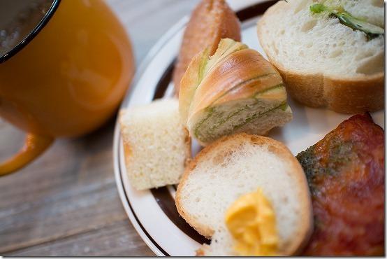BARRANCA (バランカ)のパンとコーヒー