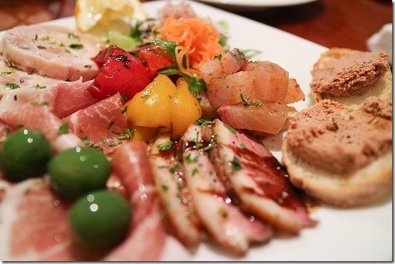 桜坂 イタリア料理 チリエージョ(ciliegio) 親しみやすい接客と美味しい料理