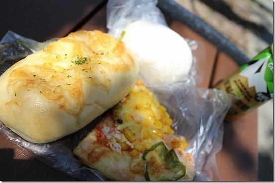 大分道 山田SAのパン