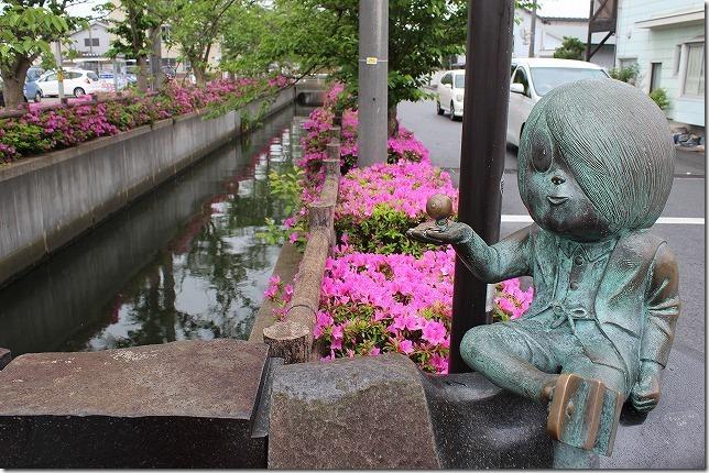 境港の鬼太郎像