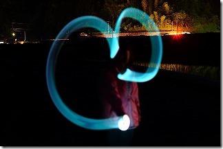 電気の軌跡