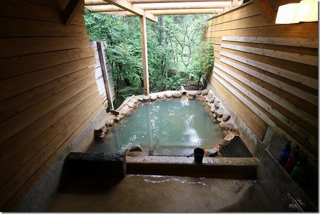 虎の湯の家族風呂