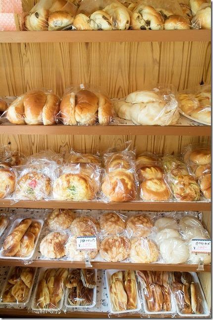 小谷瀬パン屋のパン