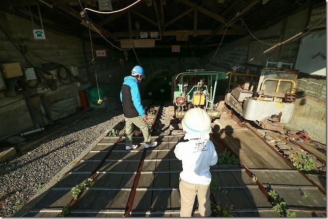 ブラタモリとナニコレ珍百景で紹介された池島炭鉱ツアー(団地、部屋、銭湯)