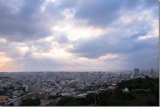 首里城展望台