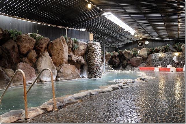 ホテル鉄輪の温泉、立ち寄り湯