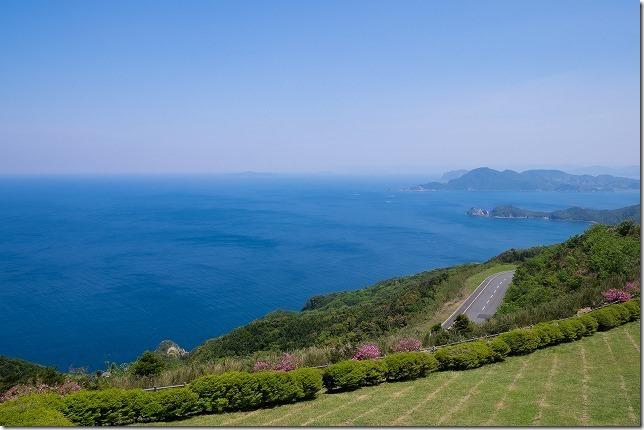 千畳敷(山口県・長門市)からの絶景