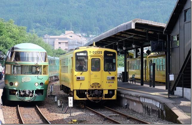 ゆふいんの森号で子供と湯布院へ電車の旅(弁当、料金)(九州ふっこう割クーポンが始まります)