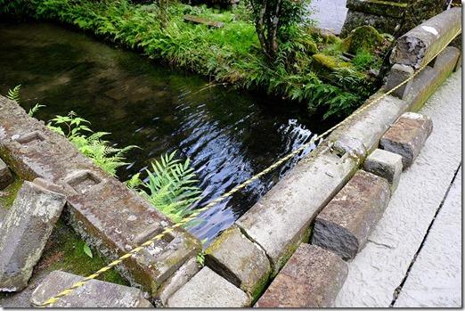 宇奈岐日女神社(うなぎひめ神社)の地震の影響