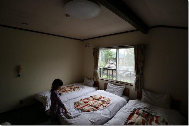 湯布院のカントリーイン麓舎の部屋