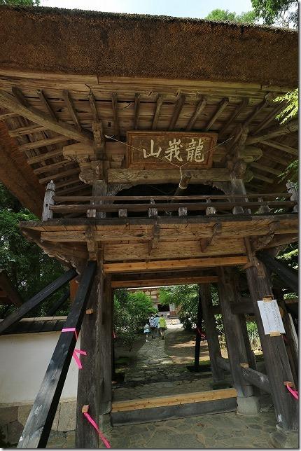 佛山寺(ぶっさんじ)の山門