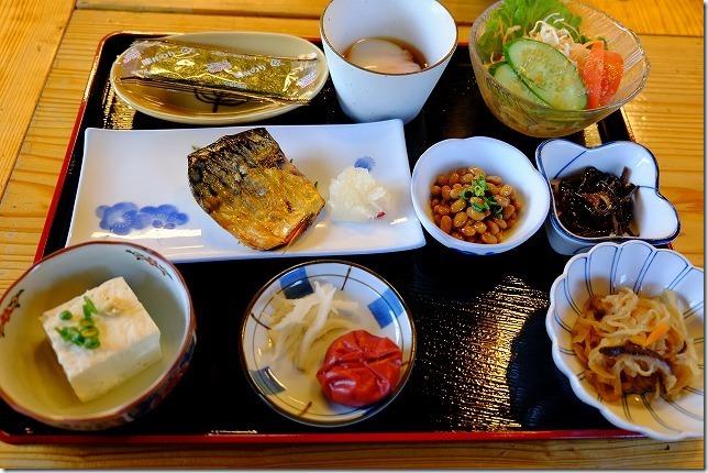 宇戸の庄の朝食