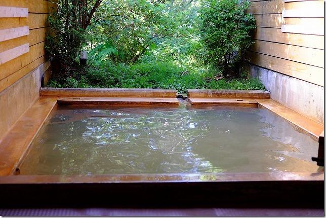 くじゅう虎乃湯の温泉、家族風呂