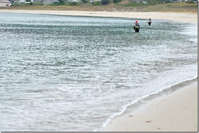 糸島で釣り