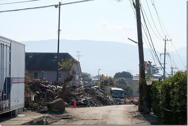 熊本地震 震災後の益城町の現状と復興