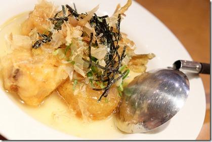 熊本駅構内のHERO海のコース料理