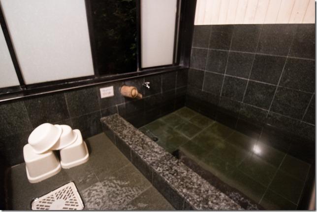 はげの湯温泉、くぬぎの湯の家族風呂
