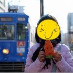 熊本 路面電車で熊本駅から水前寺公園へ(料金、時間等)