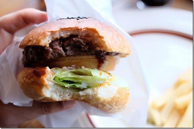デリボーイ・ブロス・ハンバーガー、ワイルドチョップバーガー