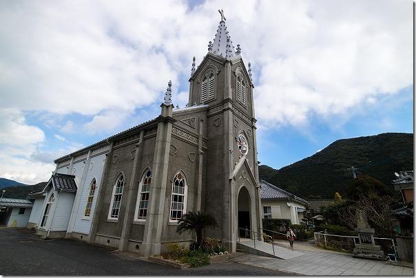 天草、﨑津教会