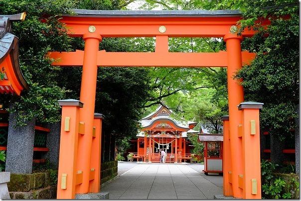 枚聞神社(ひらききじんじゃ)に参拝