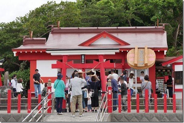 GWの釜蓋神社