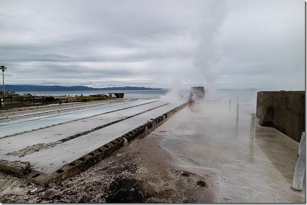 指宿の山川製塩工場跡
