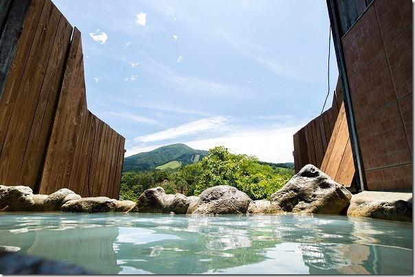 豊礼の湯(ほうれいのゆ)の家族風呂と涌蓋山