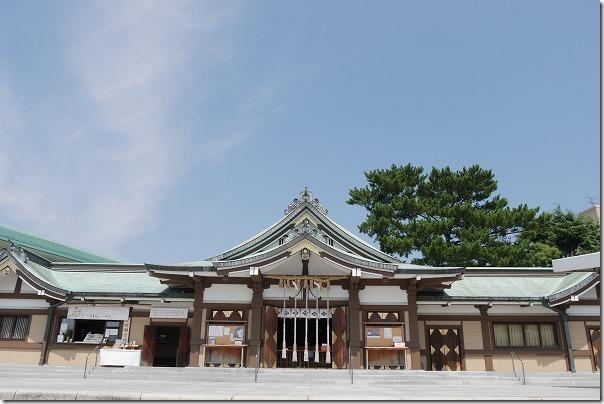下関、亀山八幡宮