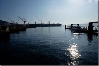 呉を船から遊覧 呉艦船めぐり・呉湾おさんぽクルーズ