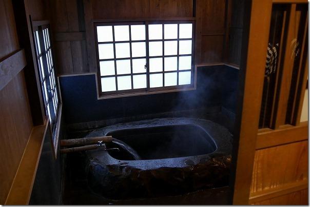 鳥栖、山ぼうしの家族風呂(内湯)