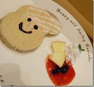 武雄市こども図書館のカフェキッズパンケーキ