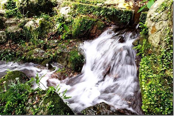奄美大島,アランガチの滝,水