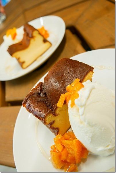 奄美大島ソレイユファームのヤギチーズケーキ