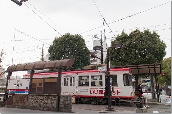 路面電車 熊本