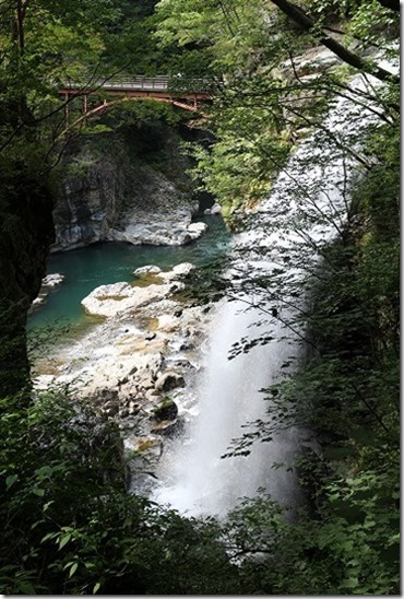 龍王峡まで電車の旅 中編