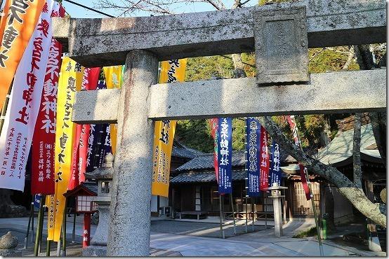 宮地岳神社 奥の宮(福岡県)
