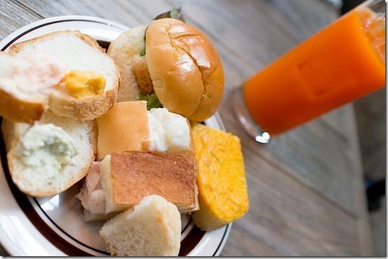 BARRANCA (バランカ)のパン