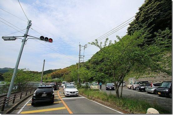 河内藤園への渋滞情報