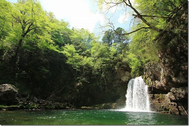 三段峡 二段滝
