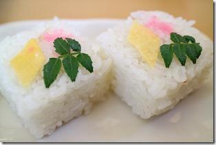 かりお茶屋 角寿司