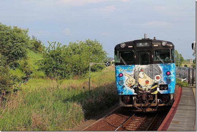境港線 鬼太郎列車 鬼太郎