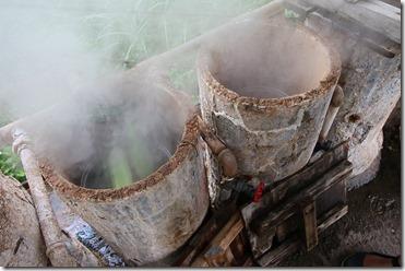 豊礼の湯の地獄釜