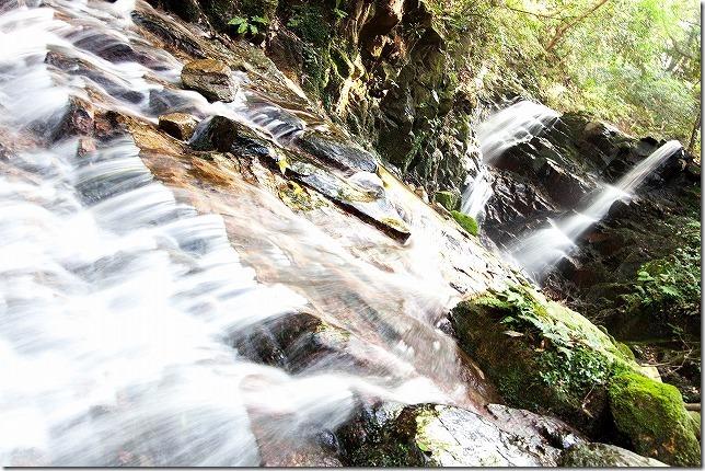 油山市民の森で滝