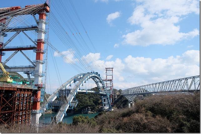 天草五橋、新しい橋が架かる