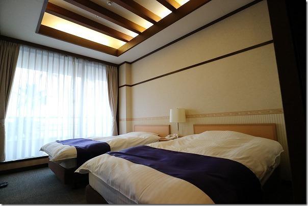 ホテルアレグリアガーデンズ天草の部屋