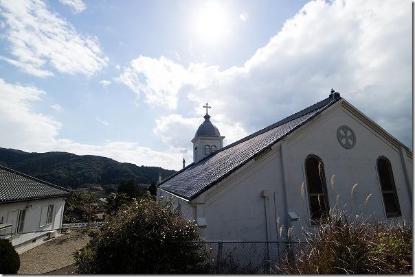 天草、大江教会(大江天主堂)